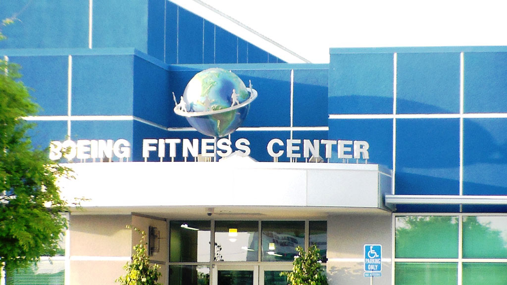 Boeing Fitness Center, Long Beach, California