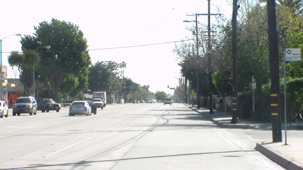 Street View, Downey CA